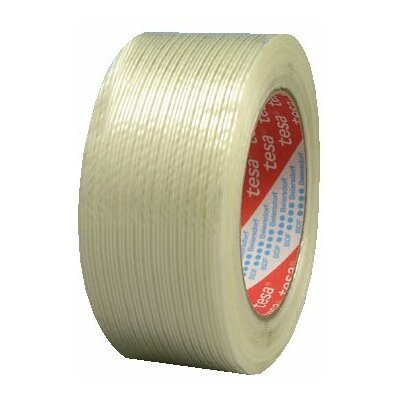 "Tesa Tapes Performance Grade Filament Strapping Tapes - 319 3/4""x60y strapping tape fiberglass"