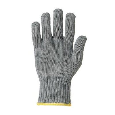 Wells Lamont Small Gray Whizard® Liner II Spectra® Fiber, Fiberglass And Stainless Steel Ambidextrous Cut Resistant Gloves