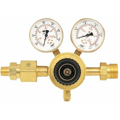 Western Enterprises RM Series Single Stage Manifold Regulators - we rm-4-4 regulator
