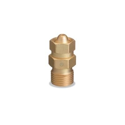 Western Enterprises Adapter CGA-200 MC Acetylene Cylinder To CGA-300 Commercial Acetylene Regulator