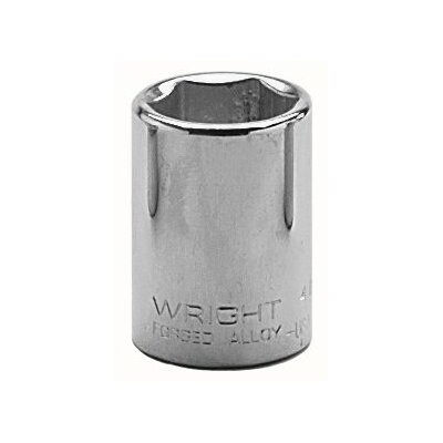 "Wright Tool 1/2"" Dr. Standard Sockets - 9/16"" 1/2""dr 6pt std socket"