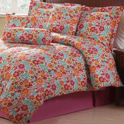 Printemps 6 Piece Comforter Set
