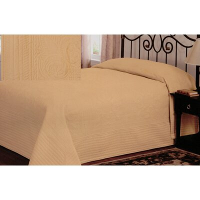 PEM America French Tile Bedspread