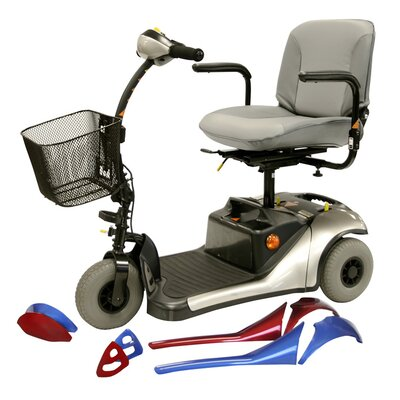 Jimmie Dasher 9 Portable Mid-Size Scooter