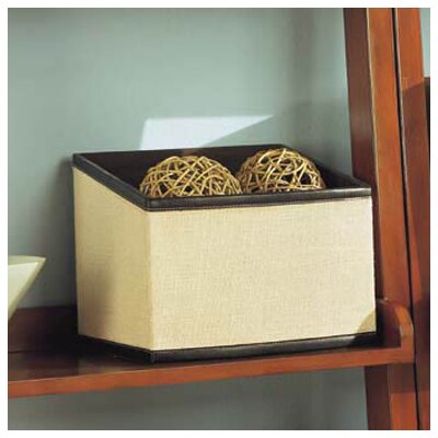 OIA Jute Slant Baskets (Set of 2)