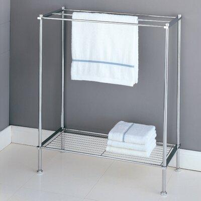 OIA Metro Free Standing Towel Rack
