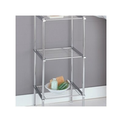 "OIA Metro 13"" x 29.75"" Bathroom Shelf"