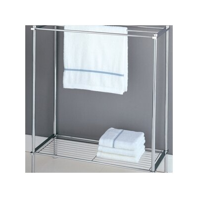 OIA Metro Towel Rack in Chrome