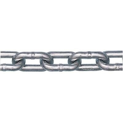 Peerless Chain Company Peerless - Grade 30 Proof Coil Chains 1/4 Nacm Proof Coil Bz: 005-5011233 - 1/4 nacm proof coil bz