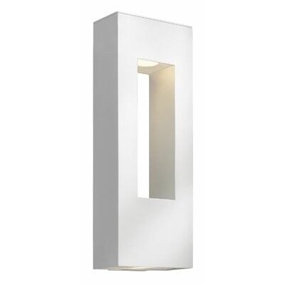 Hinkley Lighting Atlantis Outdoor 2 LED Light Wall Sconce