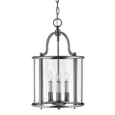 Gentry 4 Light Foyer Pendant