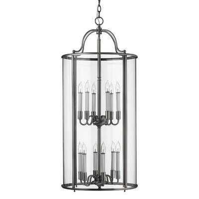Hinkley Lighting Gentry 12 Light Foyer Pendant
