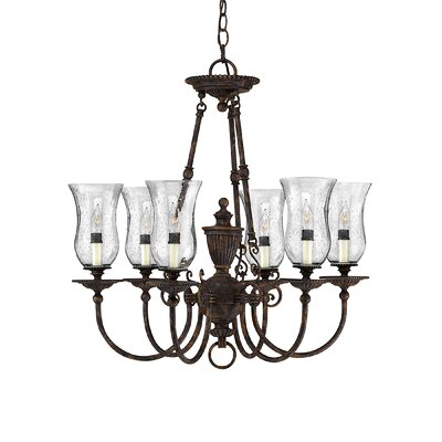 Hinkley Lighting Rockford 6 Light Chandelier
