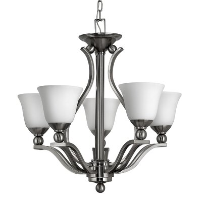 Bolla 5 Light Chandelier