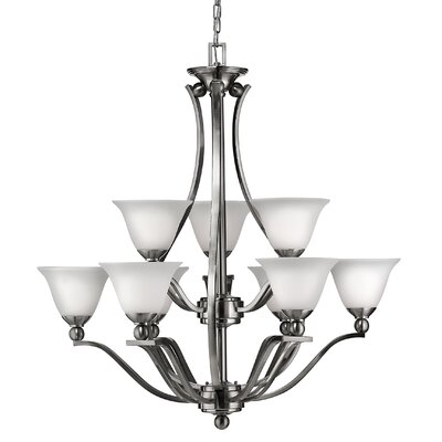 Hinkley Lighting Bolla 9 Light Chandelier