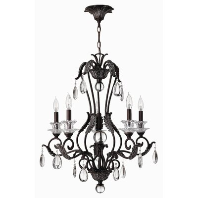 Hinkley Lighting Marcellina 5 Light Chandelier