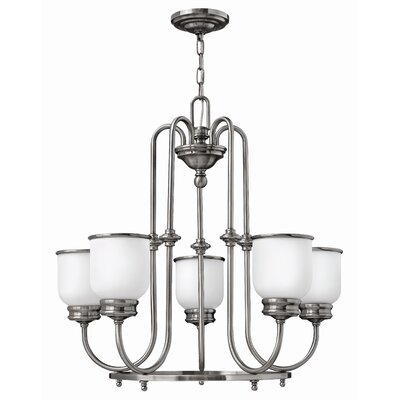 Hinkley Lighting Easton 5 Light Chandelier