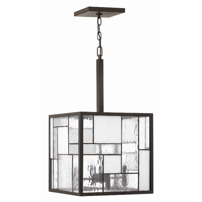 Mondrian 4 Light Pendant