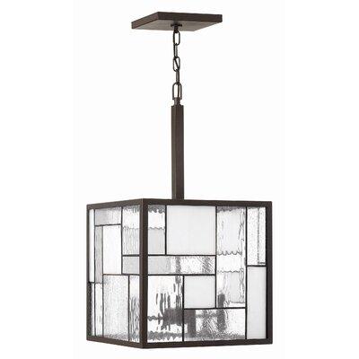 Mondrian 4 Light Pendant