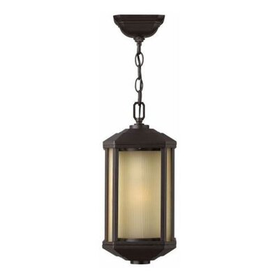 Hinkley Lighting Castelle Hanging Lantern in Bronze