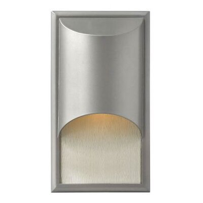 Hinkley Lighting Cascade 1 Light Large Outdoor Wall Lantern