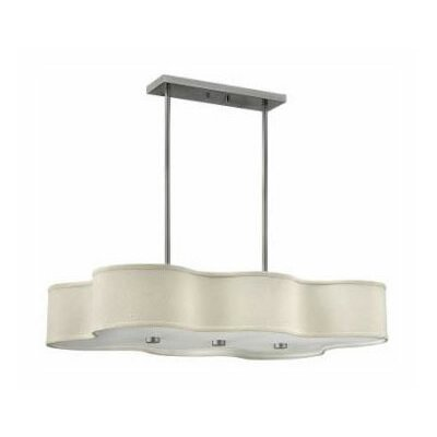 Cirrus 6 Light Kitchen Island Pendant