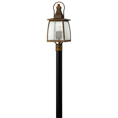 Hinkley Lighting Montauk Four Light Outdoor Post Lantern