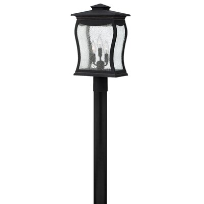 Hinkley Lighting Richmond Three Light Outdoor Large Post Lantern