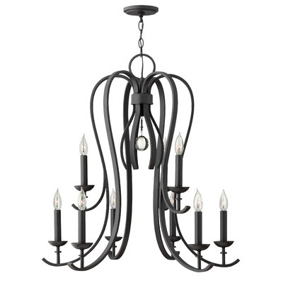 Hinkley Lighting Marion 9 Light Chandelier