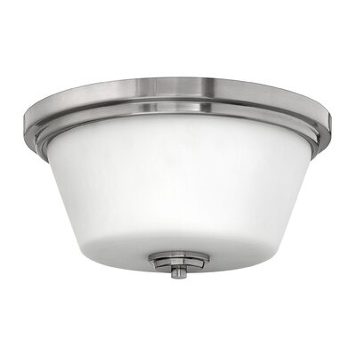 Hinkley Lighting Avon Bath 2 Light Flush Mount