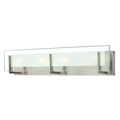 hinkley lighting latitude 4 light bath vanity light reviews