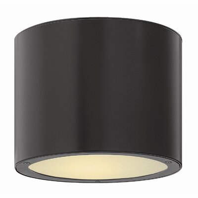 Hinkley Lighting Luna One Light Outdoor Flush Mount