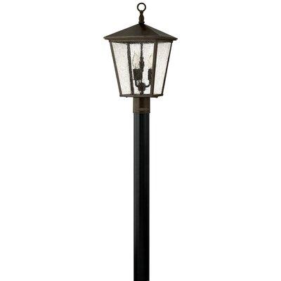 Hinkley Lighting Trellis 3 Light Outdoor Post Lantern