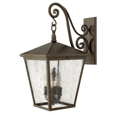 Hinkley Lighting Trellis 4 Light X-Large Outdoor Wall Lantern
