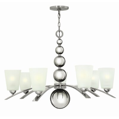 Hinkley Lighting Zelda 7 Light Chandelier