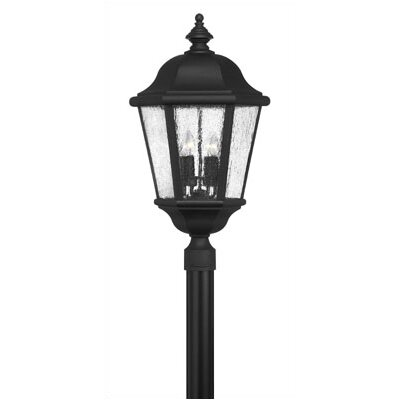 "Hinkley Lighting Edgewater 4 Light 16"" Post Lantern"