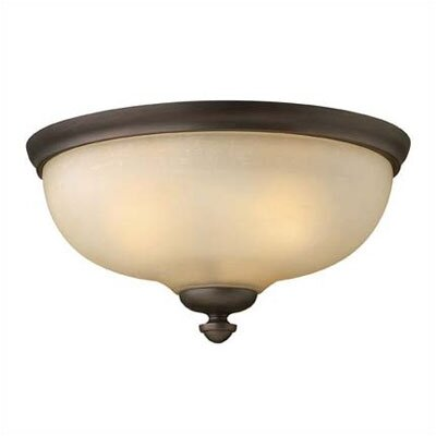 Thistledown 3 Light Flush Mount