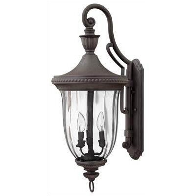 Hinkley Lighting Oxford Outdoor Large Wall Lantern