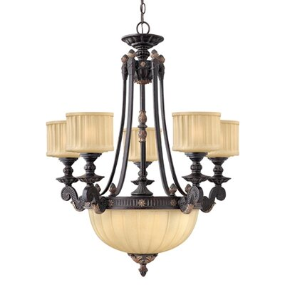 Hinkley Lighting 8 Light Aberdeen Chandelier