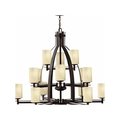 Hinkley Lighting Stowe 15 Light Chandelier