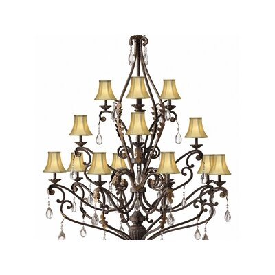Hinkley Lighting Veranda 16 Light Chandelier