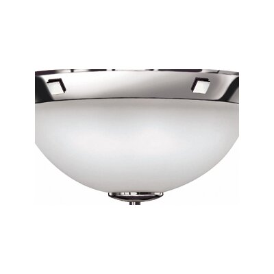 Hinkley Lighting Pinnacle 3 Light 60W Flush Mount