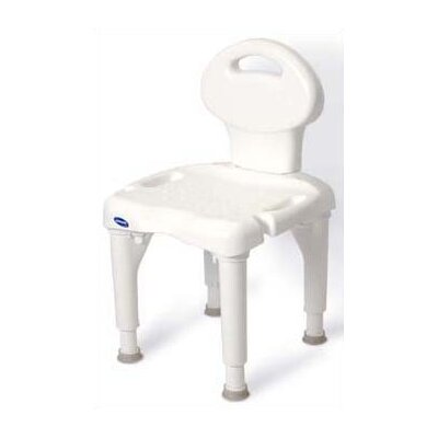 Invacare Bariatric Shower Chair with Seat Back