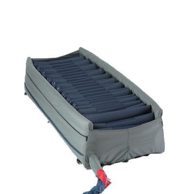 Invacare Micro Air Lateral Rotation with Alternating Pressure and True Low Air Loss with a Blower Ppower Unit