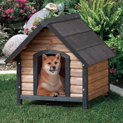 Precision Pet Products Outback Extreme Country Lodge Dog House