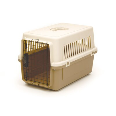 Precision Pet Products Cargo Kennel in Tan
