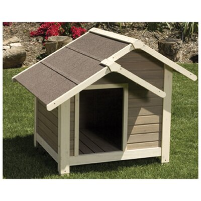 Outback Twin Peaks Dog House