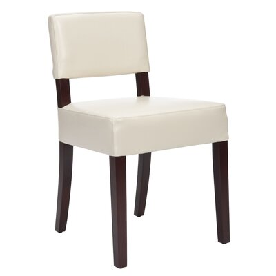 Safavieh Jacob Bicast Leather Side Chair (Set of 2)