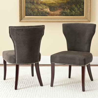 Safavieh Mason Slipper Chair (Set of 2)
