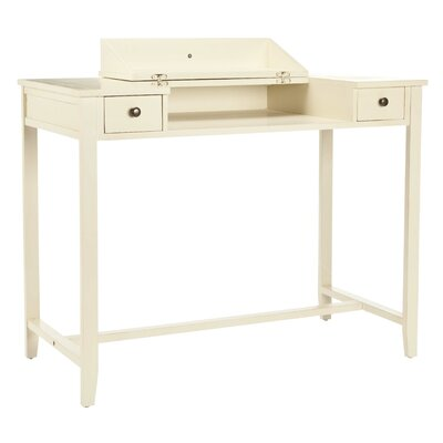 Safavieh Burton Hide Away Writing Desk with 3 Drawer
